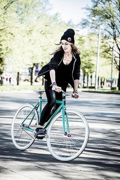 #bikelove #bicyclefashion