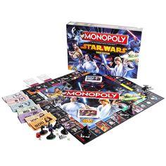 Monopoly - Star Wars
