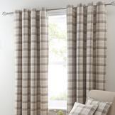 Ochre Balmoral Curtain - Dunelm Mill £69
