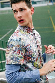 SPRING/SUMMER 2014   LONDON COLLECTIONS: MEN  #Menswear #men's #fashion #menswear #SS 13/14 #fall #winter #man#outfit #SPRING #SUMMER #LFW  #coolchicstylefashion #coolchicstyletodressitalian SPRING/SUMMER 2014 MENSWEAR COLLECTION   LONDON FASHION WEEK