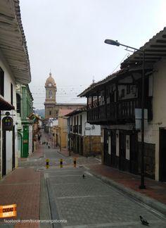 Un saludo a todos nuestros amigos en el Socorro, Santander. Gracias @armabuho por la foto #somosSantandereanos