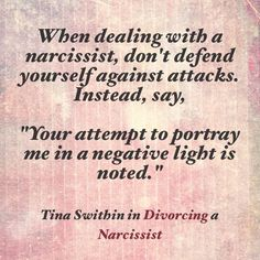Don't get tangled up with a Narc trying to defend yourself.