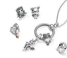 Pandora 2019 Autumn Collection - The Art of Pandora Pandora Uk, Pandora Beads, Pandora Bracelet Charms, Pandora Jewelry, Charm Jewelry, Charm Bracelets, Jewellery Uk, Vintage Jewellery, Gift Ideas