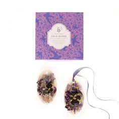 Beautiful scented wax sachets from Rosy Rings