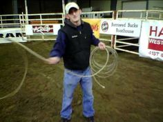 Kickin' Country-Trick Roping - YouTube