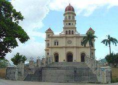 Iglesia de la Virgen de la Caridad del Cobre en Santiago de Cuba