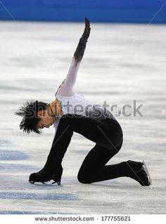 stock-photo-sochi-russia-february-yuzuru-hanyu-jpn-on-ice-during-figure-skating-competition-of-177755621.jpg (347×470)