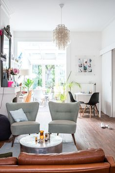 A Renovated 1890s Terrace House in The Netherlands   Design*Sponge