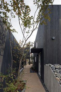 tsumuji+hako, Fukuyama-city, 2010 by UID architects & Associates  #architecture #design #interiors #house