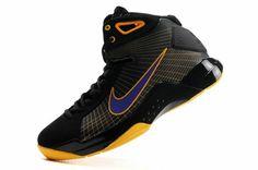 buy popular d8633 e9f73 Cheap Kobe Hyperdunks TB Supreme Cheap Kobe Bryant shoes Black Gold Purple  324820 057