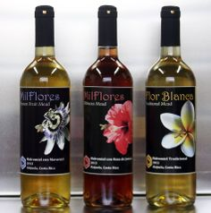 Costa Rica Meadery - Passion Fruit, Hibiscus, and Traditional Mead.  I've sampled and purchased and soon will visit their finca for a tour. INCREDIBLE products...including Honey Beer! :)
