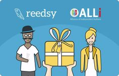 Are you an ALLi member? Let Reedsy pay for your next book! https://blog.reedsy.com/giveaways/alli-member-let-us-pay-next-book?lucky=48