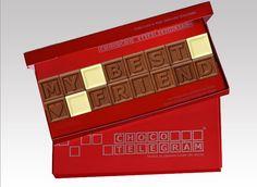 Ofereça um doce presente ao seu melhor amigo!