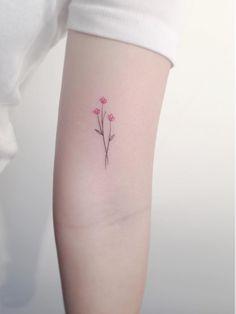 韓国のワンポイントタトゥーがかわいい。 | JiJiの韓国生活日記