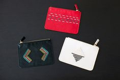 Beaded Wallets