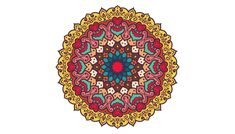 Pick a Mandala to Find its Hidden Message for You : Healthy Holistic Living
