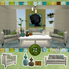 Antigue Conservatory Recolors - Downloads - BPS Community