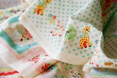 adorable japanese fabric!!