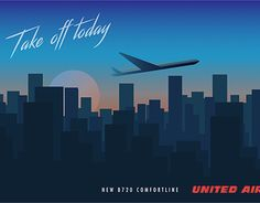 "Check out new work on my @Behance portfolio: ""Take off today"" http://be.net/gallery/36780075/Take-off-today"