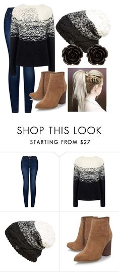 """Untitled #40"" by rebecca-rogers24 ❤ liked on Polyvore featuring 2LUV, Paul & Joe Sister, Bench, Nine West and Erica Lyons"