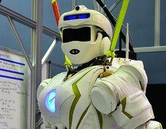 NASA unveils 6-foot 'superhero robot' Valkyrie via @CNET
