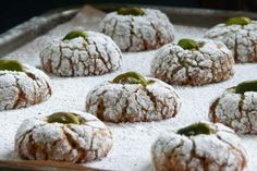Biscotti alPistacchio, very similar to Almendrados, also making these for Passover