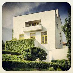 Adolf Loos - MULLER HOUSE