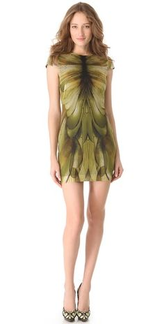 Mcq alexander mcqueen Cap Sleeve Dress McQ by Alexander McQueen Alexandre Mcqueen, Mcq Alexander Mcqueen, Beautiful Outfits, Cool Outfits, Fashion Outfits, Fasion, Cap Sleeves, Dresses With Sleeves, Fairytale Fashion