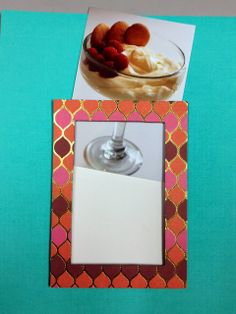 DCWV Diary: How To: Photo Frames