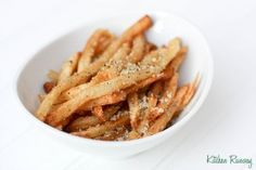 mmmm...French (Herbes de Provence) Fries...easy and yummy: click on the photo for the recipe!