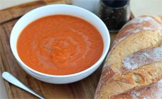 Baby carrot soup recipe - Easy recipes