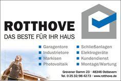 Spannplakat Rotthove, Ostbevern