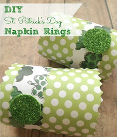 DIY St. Patricks Day