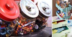 10 trucs pour un rangement intelligent pour les jouets des enfants!