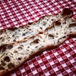 crumb of my super easy twisted mini baguette doesnt get much better than this sourdough Swedish Bread, Baguette, Crackers, Super Easy, Seeds, Baking, Mini, Food, Pretzels