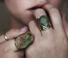 Gorgeous Boho Rings
