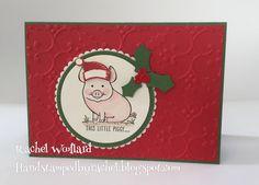 This Little Piggy Christmas