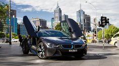 BMW i8 wins International Engine of the Year