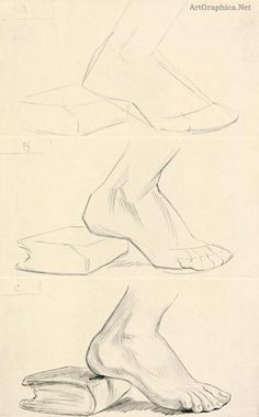 Füße zeichnen drawing feet, how to draw feet Feet Drawing, Life Drawing, Figure Drawing, Painting & Drawing, Book Drawing, Drawing Lessons, Drawing Techniques, Drawing Tips, Drawing For Beginners