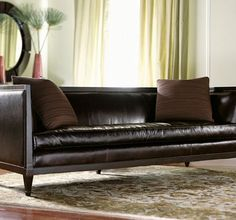 Clooney Sofa from the Henredon Upholstery collection by Henredon Furniture Furniture Outlet Home Furniture