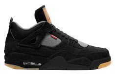 "4ed156fb1a7228 the levi s x air jordan 4 collaboration rumored to release in june The  Levi s x Air Jordan 4 ""Black"" Collaboration Rumored To Release In June p  13949471 ..."