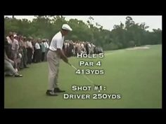 What The Most Important Thing In The Golf Swing Is By Ben Hogan and Sam Snead - YouTube