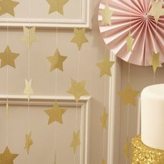 2 Meter Gold Glitter Star Banner Bunting Garland Birthday Party Baby Shower Wedding Christmas Home Decoration Photo Props First Birthday Party Decorations, Gold Wedding Decorations, Star Decorations, Garland Wedding, Garland Decoration, Wedding Bunting, Star Wedding, Birthday Parties, Hanging Decorations