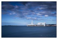 Cunningham Pier - Geelong by Maciej Nadstazik #australia #geelong