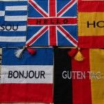 multicultural flags