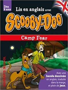 tlcharger a story and games with scooby doo camp fear gratuit - Scooby Doo Gratuit
