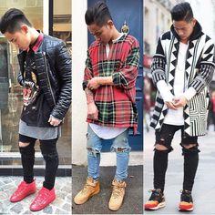 """Follow @jaii_c for dope fashion!  designer of @champaris75"""