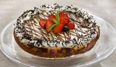 Cheesecake de Frambuesas y Chocolate