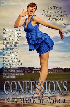 Sue Lyndon: Coming Soon ~ Confessions of a Spanking Author #spanking #domesticdiscipline #truestory