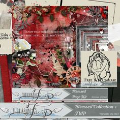 Collections :: S :: Stressed by The Urban Fairy :: Stressed { Collection }